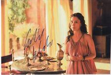 Sibel Kekilli SIGNED AUTOGRAFO 20x30cm Game of Thrones in persona Autograph COA