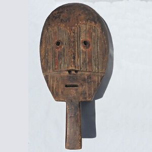an old african mask from democratic republic of congo #13