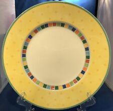 Villeroy & Boch Twist Alea Limone Dinner Plate (s)