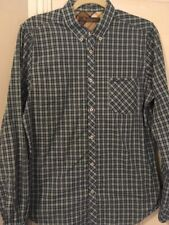 BEN SHERMAN Men's Long Sleeve Checked Multicolor Button Down Shirt Size M