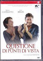 dvd QUESTIONE DI PUNTI DI VISTA con Sergio Castellitto nuovo sigillato 2009
