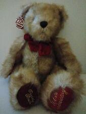 "Dan Dee 100th Anniversary Teddy Bear 17"""