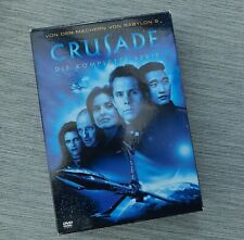 von den Machern von Babylon 5 - CRUSADE - Serie komplett - 5 DVD Box