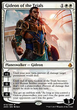 MTG GIDEON OF THE TRIALS - GIDEON DELLE ORDALIE - AKH - MAGIC