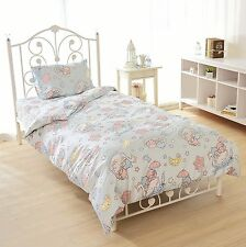 New! Little Twin Stars Bedding set Cover and Pillow case Sanrio Kawaii Japan
