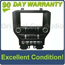 "2019 Ford Mustang OEM 8"" Radio Screen Dual Zone Climate Control Panel BEZEL ONLY"