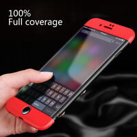 Shockproof Full Body Utral Slim Phone Case Cover For iPhone 11 Xs Max Xr 8 Plus