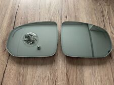 Volvo XC60 Original LH RH mirror glass SET with Heating Dimming Zone from 2017->