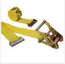 "(4)  2""x12' Series E Ratchet Strap w/ Spring E Fittings"