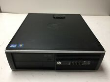 HP Compaq Elite 8300 SFF Intel I7-3770 3.4ghz 4GB RAM 500GB HDD Win 7 Pro