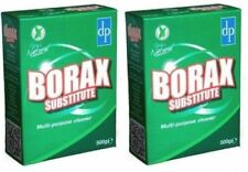 Dri Pak Clean and Natural Borax Substitute Multi-Purpose Cleaner 500g Pack of 2