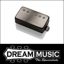 EMG 66 Guitar Neck Pickup 6-String Brushed Black Chrome Finish $239
