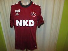"""1.FC Nürnberg Original Adidas Heim Trikot 2013/14 """"NKD"""" Gr.M Neu"""