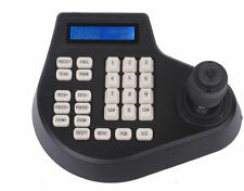 4 Axis LCD Joystick cctv keyboard controller for ptz speed dome camera