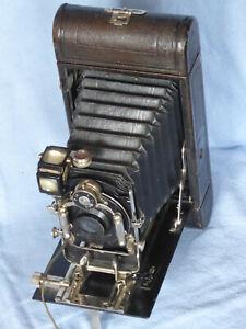 Ernemann Heag XVI Platten/Rollfilm-Kamera 9x12