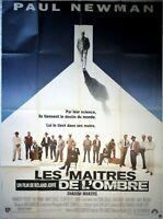 Plakat Kino Film Les Meister Der SCHATTEN Paul Newman - 120 X 160 CM