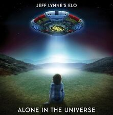 JEFF LYNNE'S ELO ALONE IN THE UNIVERSE BRAND NEW CD