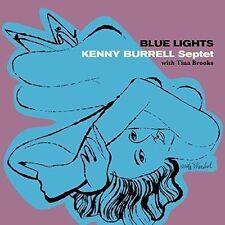 KENNY BURRELL - BLUE LIGHTS NEW CD