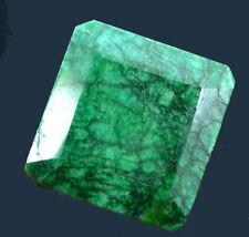 piedra esmeralda facetada esmeralda verde certificada con huevo natural corte esmeralda 8.75 quilates Esmeralda verde para hacer joyas