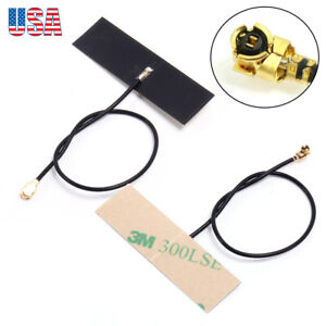 2pcs 2.4G 5dbi Wifi Antenna Ipex Connector 1.13 Internal Module FPC Soft Antenna