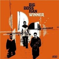Big Boss Man - Winner  CD New