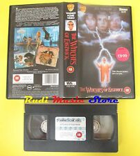 film VHS THE WITCHES OF EASTWICK 1987 cher sarandon pfeffer WARNER (F50) no dvd