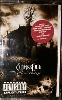 SEALED CYPRESS HILL BLACK SUNDAY 1993 CASSETTE TAPE NEW UNOPENED OG RAP LOOK!