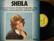 SHEILA 33 TOURS FRANCE PENDANT LES VACANCES+