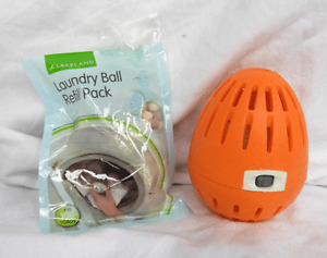 Lakeland Laundry Ball and Refill Pack  - Eco Friendly Laundry System. NEW