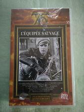 Film en cassette vidéo L' Equipée sauvage avec Marlon Brando VF Noir et Blanc