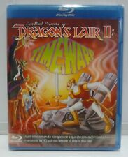 DRAGON'S LAIR II 2 :TIME WARP BLU RAY PS3 NEW SEALED RARE