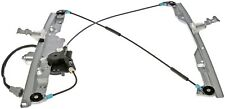 Power Window Motor and Regulator Assembly Front Left fits 04-09 Nissan Quest