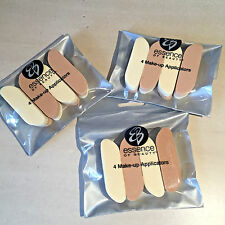 Essence of Beauty 3 Packages of 4 Make-up Applicators