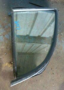 SUZUKI SWIFT 5DR 11-12-13-14-15 DRIVER SIDE REAR DOOR QUARTER GLASS