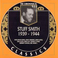 Stuff Smith(CD Album)1939-1944-Classics-CLASSICS 1054-EU-1999-VG