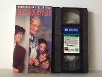 Mrs Doubtfire VHS Video Tape 1993