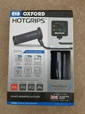Oxford Hotgrips Advanced Sports Heated Grips - New unopened -UK spec model
