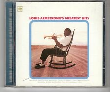 (HG704) Louis Armstrong's Greatest Hits - 1997 CD