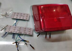 LML Star 125 150 200 Model LED Rear Light Inserts -  AC System