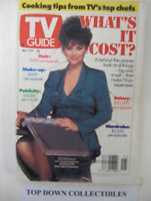 TV Guide  April 13-19 1991  What It Costs To Make TV Shows