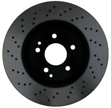 Disc Brake Rotor Front ACDelco Pro Brakes 18A2563 Reman