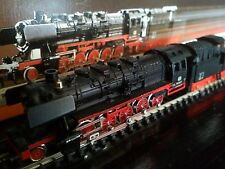MÄRKLIN Z Spur Dampflok Baureihe 50 mit Kabinentender Maßstab 1:220 mit Licht