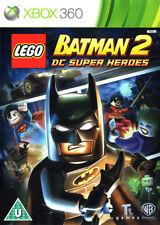 Lego Batman 2 Dc Super Heroes Xbox 360 * * En Buenas Condiciones