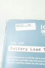 Kal-Equip Actron 4260 Battery Load Tester in Box with manual 100 amp Model 4260