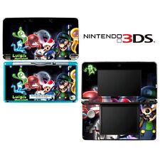 Vinyl Skin Decal Cover for Nintendo 3DS - Super Mario Luigi's Mansion