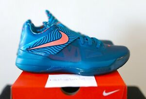 2012 Nike Zoom KD IV 4 YEAR OF THE DRAGON Size 8.5 Kevin Durant YOTD 473679-300