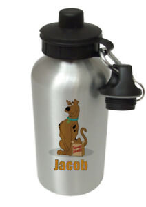 Scooby Doo - Personalised Kids/Drinks/Sports Childrens Water Bottle