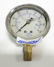 0-160PSI / 0-11BAR-100xkPa PRESSURE GAUGE