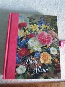 Photo Album Floral Design 1997 Publications International Ltd.