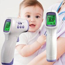 Gut Baby Kinder Digital Fieberthermometer·Stirn Ohr Infrarot Körper Thermometer.